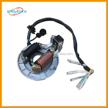 50cc 70cc 90cc 110cc 125cc ATVs, Go Karts, Dirt Bikes 2-Coil Full-Wave magneto stator and rotor