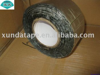 aluminum bitumen tape view aluminum bitumen tape xunda product details from jining xunda pipe. Black Bedroom Furniture Sets. Home Design Ideas