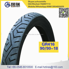 Best price of china motorcycle tire manufacturer 90/90-18