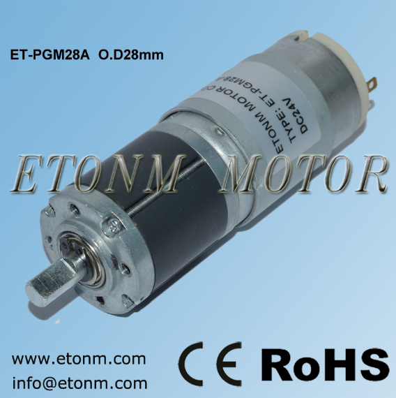 High torque low rpm 12v dc electric gear motor for car for Low rpm motor dc