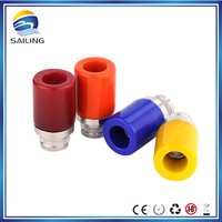 Glass drip tips perfect for tank /atomizer/ecig