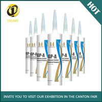 best cost performance structural transparent Silicone Sealant