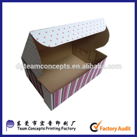 cake box and board