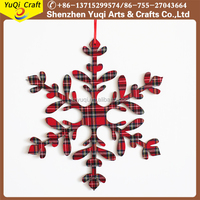 Wholesale Xmas classical tree decoration home decor snowflake ornament