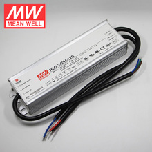 240W 15V 15A Power Supply Waterproof HLG-240H-15B Meanwell 1-10V Dimming LED Driver