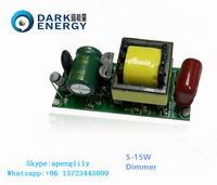 led dimmable driver 110/220v with constant current triac dimmer control