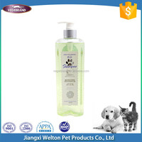 Natural Pet Dog Cat Shampoo Head Care Shampoo