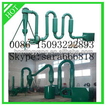 High performance wood chips/wood sawdust dryer machine on hot sale