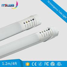 linear emergency LED lamps with long emergency time of 180mins 3W with remote controlling test button