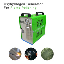 Oxy hydrogen gas welder machine, HHO hydrogen welder, no pollution gas welder