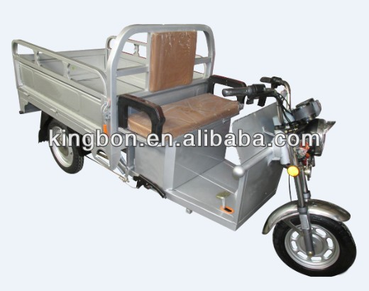 large loading elecrtic cargo carrier vehicle 800W