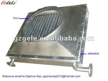 fin tube radiator for craftwork solutions heating and conatant temperature keeping before coating price