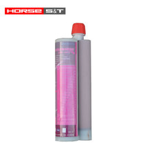 Manufacture 390ml 3:1 two component epoxy cartridge/dual cartridge/epoxy resin cartridge