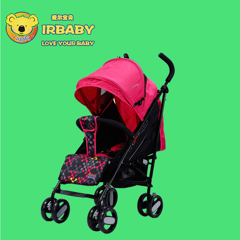 Baby Stroller 3 in 1 with car seat aluminum folding compact OEM