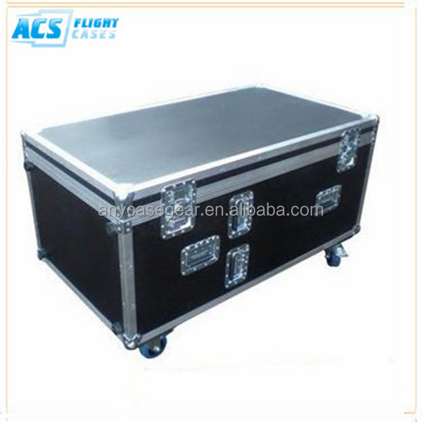 2015 new design Utility trunk /ATA Road Trunk flight case/cable flight case