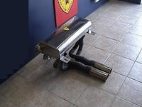 Stainless Steel Exhaust System For Lamborghini Murcielago 2002-2007