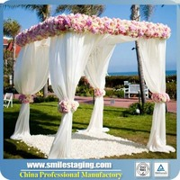 Event Management Mobile Stage Pipe and Drape