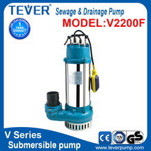 3 HP large flow sludge pump