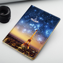 Fashion Style Vitage PU Leather Case Cover For iPad Pro