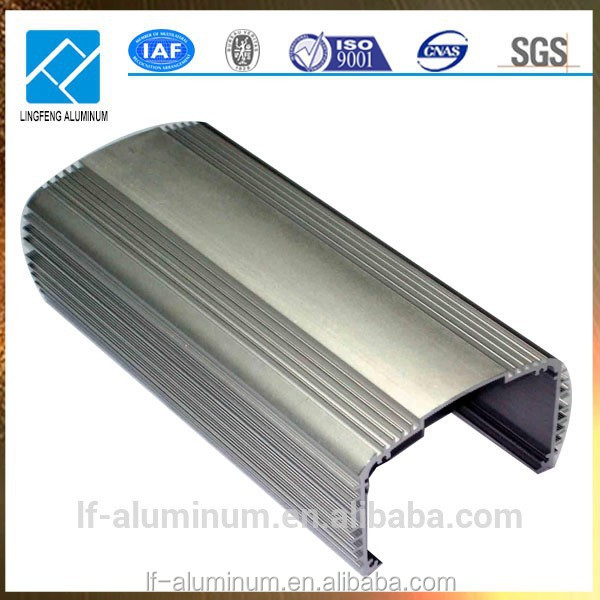 industrial aluminum extrusion profile for channerl letter
