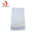 China Professional Transparent Zipper Packing Plastic Clear Opp Bag
