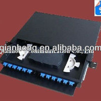 19 Slidable Rack Mount Fiber Optic