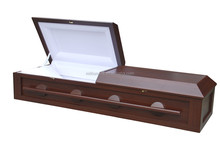 paper casket and coffins