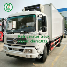 cheaper cold storage truck/refrigerated standby electric unit truck