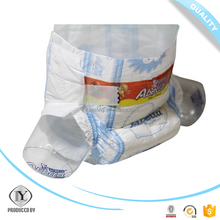 Grade A Quality Breathable Cloth-like Baby Diaper
