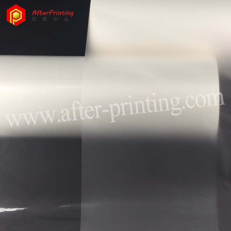 Soft BOPP Thermal Laminating Film For Food&Medicine Packing