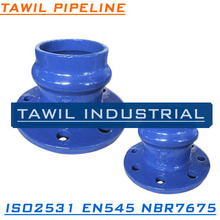 TAWIL PN10 PN16 PN 25 available flange socket pvc pipe fitting end cap