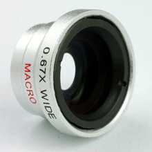 cheap phone lens, macro+wide angle lens for samsung galaxy s4 lens