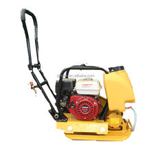 China construction machinery Supplier robin electric vibratory plate compactor