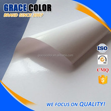 PVC White Adhesive Stickers for Car Body