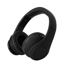 2014 Dual mode Wireless&Wired Mic High quality Stereo Wireless Bluetooth Headphone handsfree built-in mic -W-3
