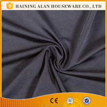 Good Quality Velour Plain Polyester Dyed Silk Fabric