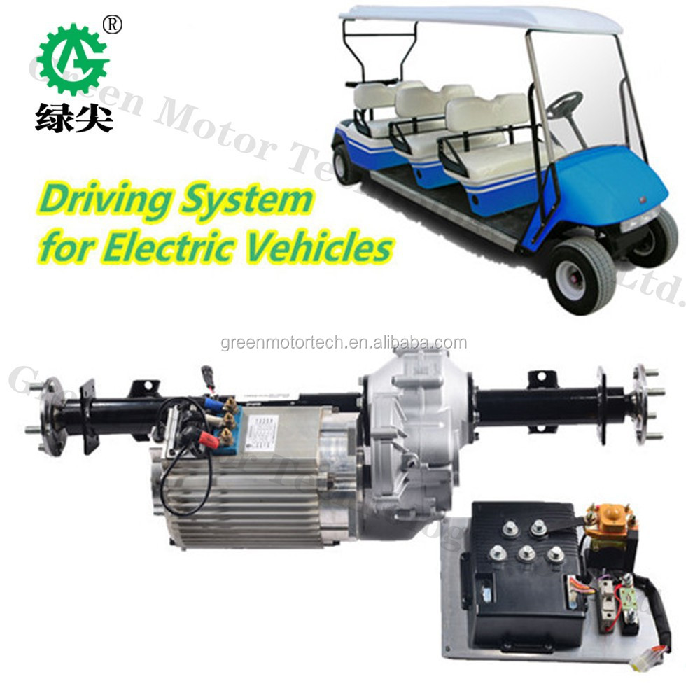 Electric Motor Kits For Golf Carts: Cheap 12v Dc Electric Golf Cart Motor Brushless Motor Hot