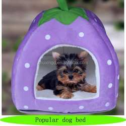 Wholesale comfortable dog bed, pet house design, dog house for sale