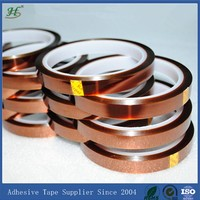 Die cut single side polyimide tape sheet