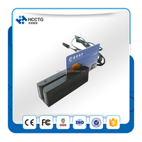 high speed for msr 2mm magnetic head card swipe reader --HCC750