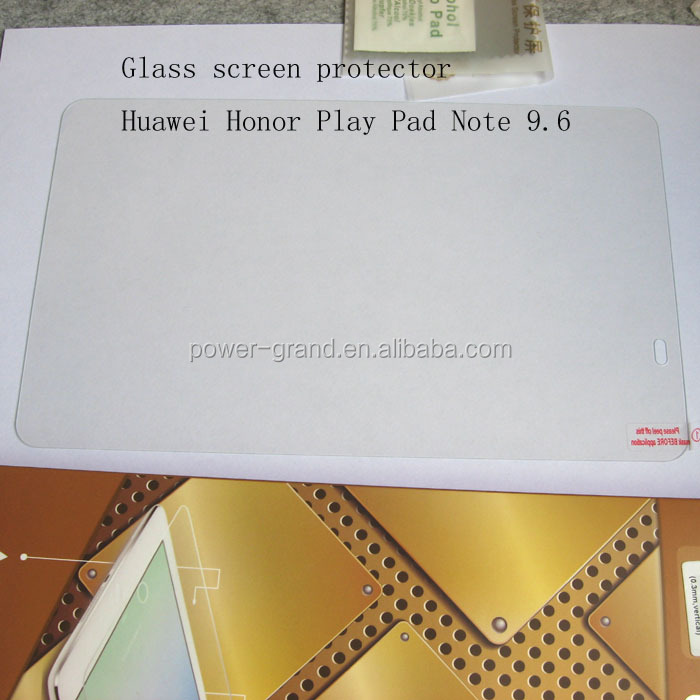Tempered glass screen protector for Huawei Honor Play Pad Note 9.6-0.33mm vertical-(4)