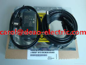 6ES7972-0CB20-0XA0 USB-MPI cable for s7-200/300/400 plc