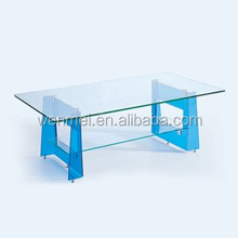HOT SALE Acrylic Furniture , Acrylic Side Table, office Coffee Table