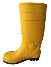 anti-water and anti-static reasonable price pvc safety boots price cheap price