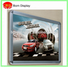 Suzhou Factory Customszie Aluminum Frame MDF Board Sliver A2 Round Snap Frame for Picture Wall Display
