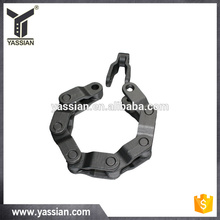 accessories 2016 factory machine stainless steel industrial chain