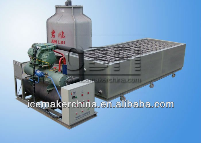 Large Block Ice Crusher Machine for Ice Business