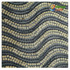 high quality custom duchess sequin fabric top quality for garment decorative