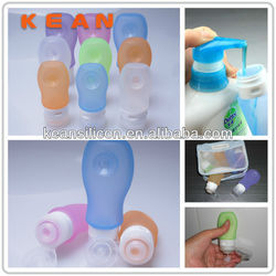 Car Air Freshener Bottle/Leak-proof FAA Travel Tube Outdoor Mini Ketchup Container