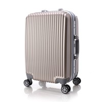 Capacious durable urban trolley travel house luggage case